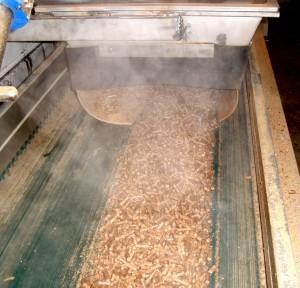 produzione pellets